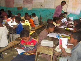 cobija escuela rural maestros