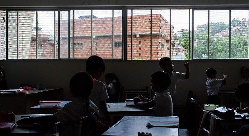 discriminación aula salon de clase
