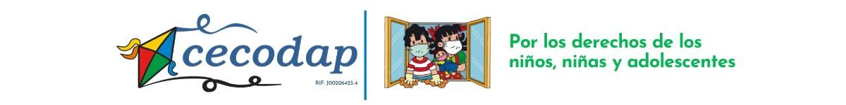 Cecodap - Por los derechos de los niños, niñas  y adolescentes