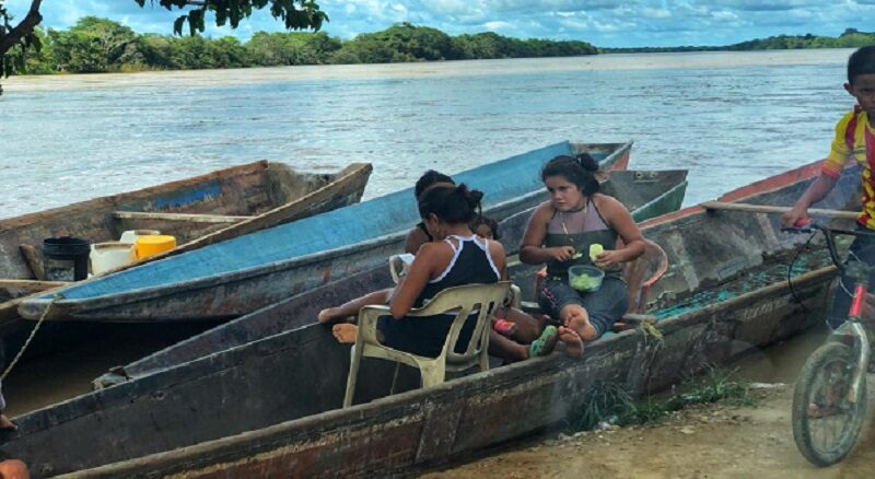 arauca cecodap niños venezolanos en arauca