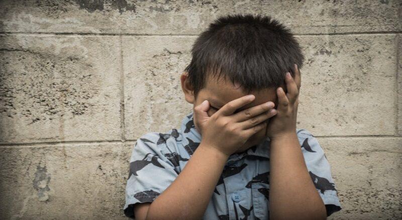 niños abuso sexual