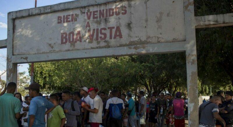 venezolanos brasil