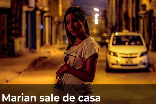 mujeres embarazadas migrantes