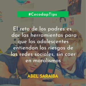 CECODAP TIPS ABEL