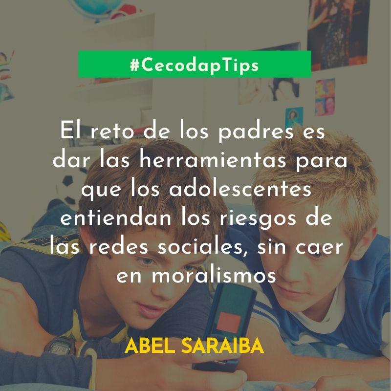 CECODAP TIPS ABEL