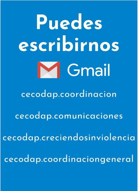 gmail cecodap correo