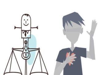 derechos justicia tutela judicial