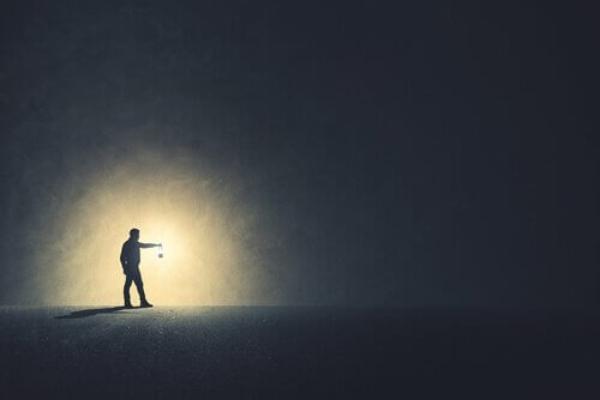 educacion luz oscuridad encontrar