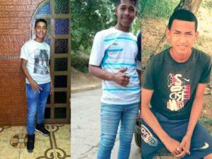 Adolescentes asesinados
